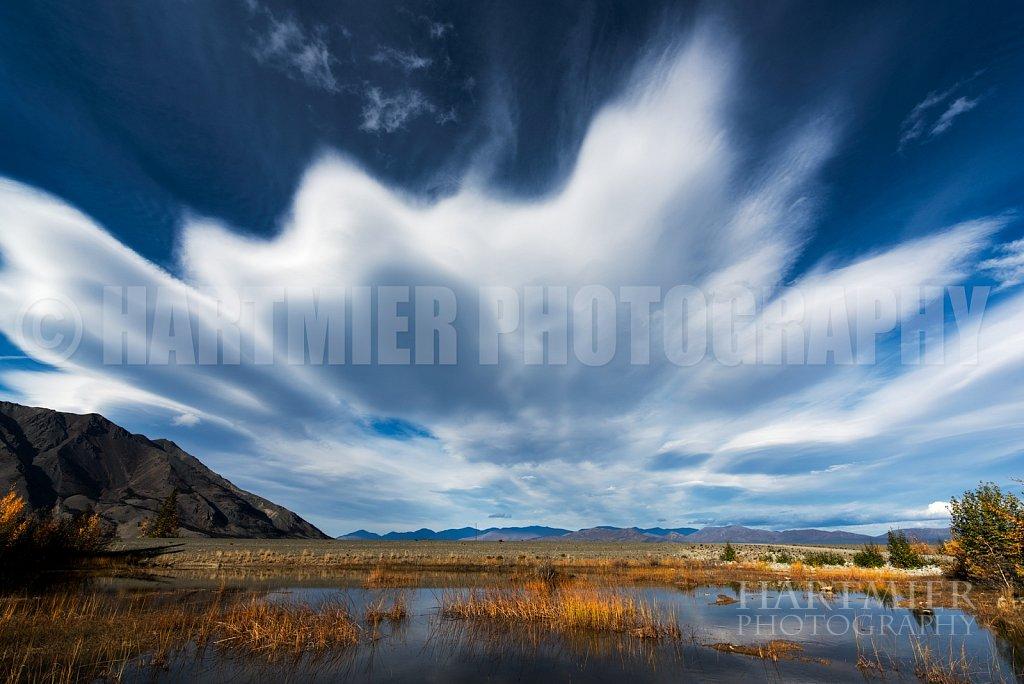 Clouds at Kluane