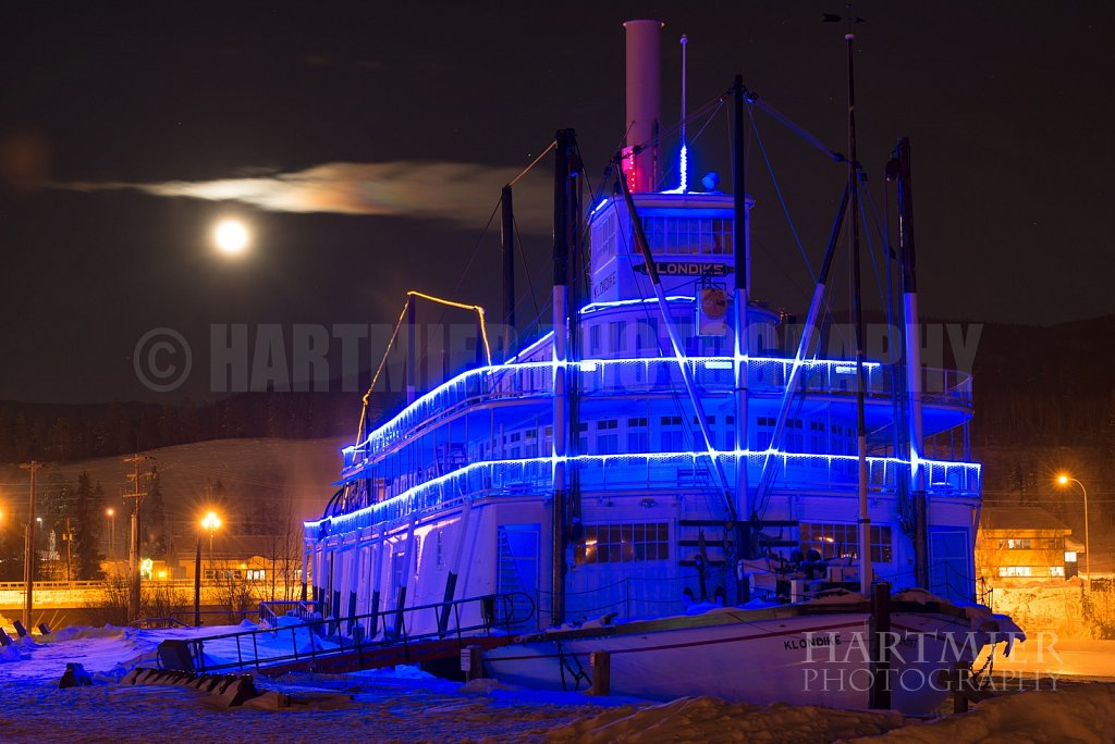 SSKlondike,Winter lights