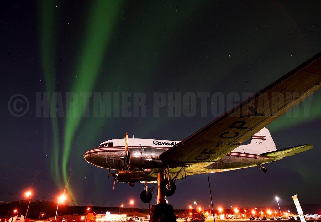 DC3 Aurora