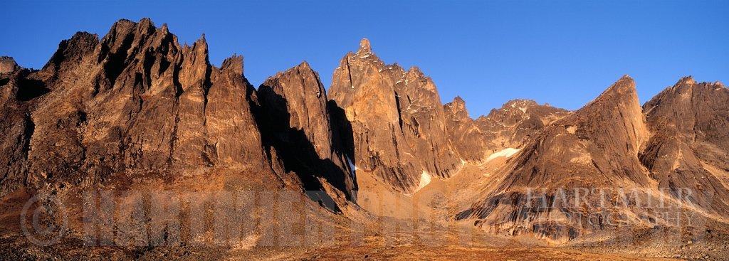 Evening Glow, Mt Monolith