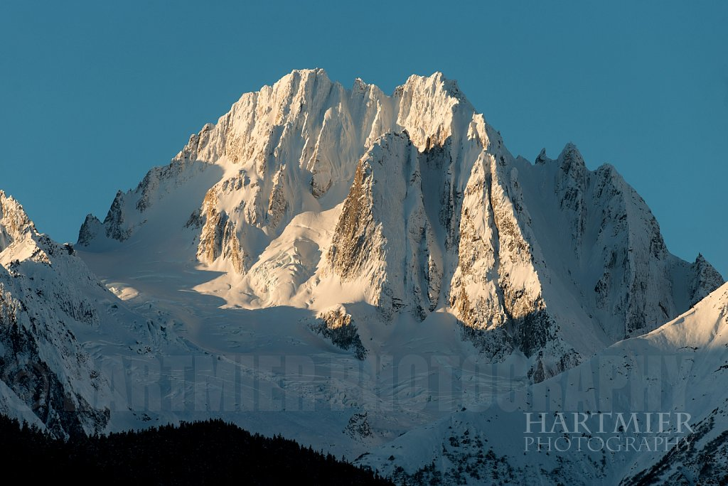 Cathedral Mtn Haines Alaska