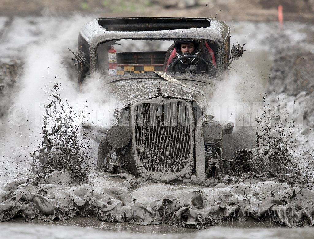 Pushing Mud
